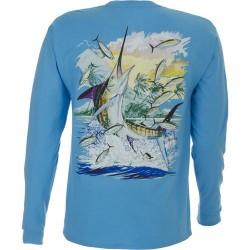 Guy Harvey camisetas caballeros algodon