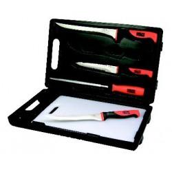 Cuchillos en set varios