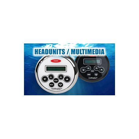 Audiopipe Radios/CD-Player-Multimedia