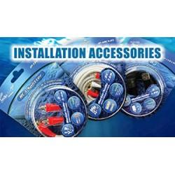 Audiopipe accesorios para instalación